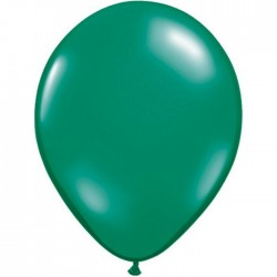 Ballons Qualatex 28 cm - Bleu Caraibes / Carribean Blue - par 100