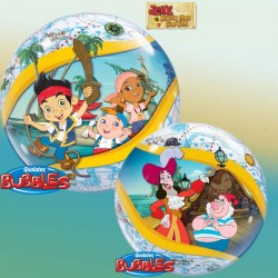 Ballon mylar 22 Jake and the Never Land Pirates - 65 cm