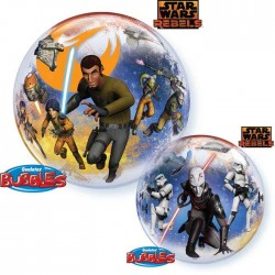 Ballon Bubble Star Wars Rebels - 56 cm
