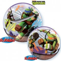 Ballon Bubble Tortue Ninja - Teenage Mutant - 56 m