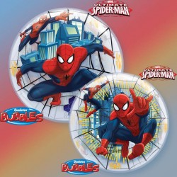 "Ballon Bubble ""Ultimate Spider-Man"" - 56 cm"