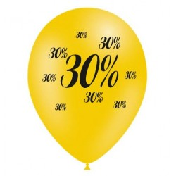 Ballons Soldes -30%