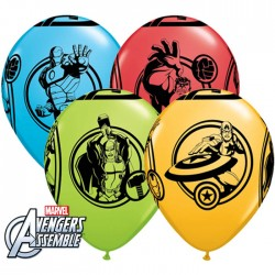 Ballon Bubble Marvel's Avengers Assemble - 56 cm