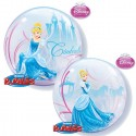 Ballon Bubble Cendrillon - 56 cm