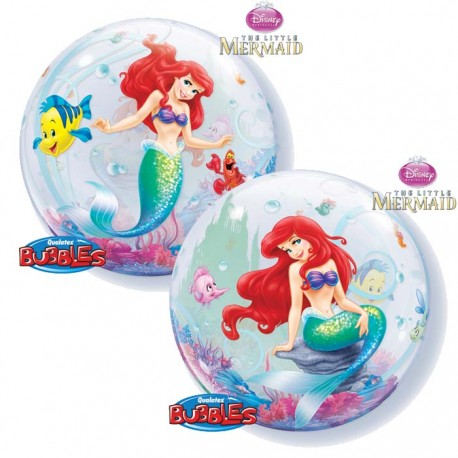 Ballon Bubble Princesse Sofia - 56 cm