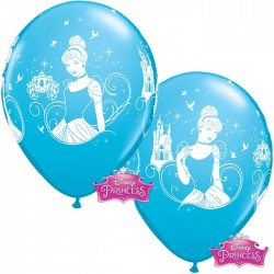 Ballons Disney - Mickey Mouse - Rouge (par 6)